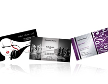 Business Cards page logo
