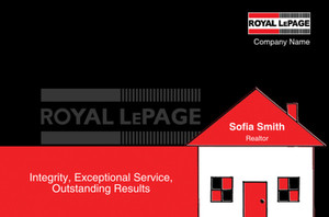 Royal LePage Postcards Template: 315418