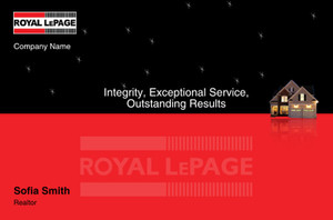 Royal LePage Postcards Template: 315420