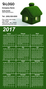Concepts / Ideas Magnetic Calenders Template: 324875