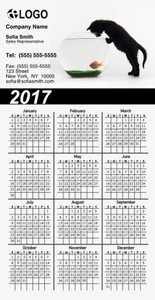 Pets Magnetic Calenders Template: 325280