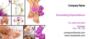 Massage - Reflexology Flyers Template: 327384