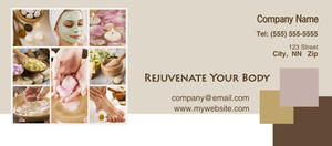 Massage - Reflexology Flyers Template: 327394