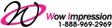 Wow impression logo